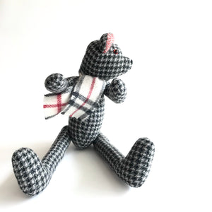 Wee Charles - Handmade Teddy Bear - Looking for a new home!