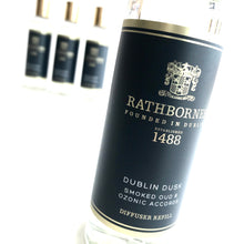 Load image into Gallery viewer, DUBLIN DUSK - Reed Diffuser - Smoked Oud + Ozonic Accords - Made in Ireland