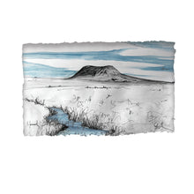 Load image into Gallery viewer, SLEMISH MOUNTAIN - Extinct Volcano Glens County Antrim by Stephen Farnan