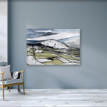 Load image into Gallery viewer, WINTERY SLIEVENAMON - Mountain North-West Carrick-on-Suir County Tipperary by Stephen Farnan