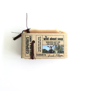 Cleopatra's GOATS MILK & HONEY soap - Made in Ireland