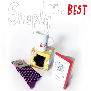 Simply the Best - Gift Box