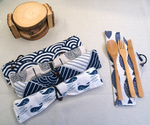 Bamboo Cutlery Collection