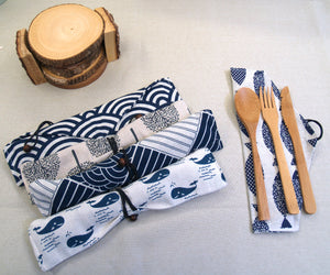 Bamboo Cutlery - Wattle Lane Co
