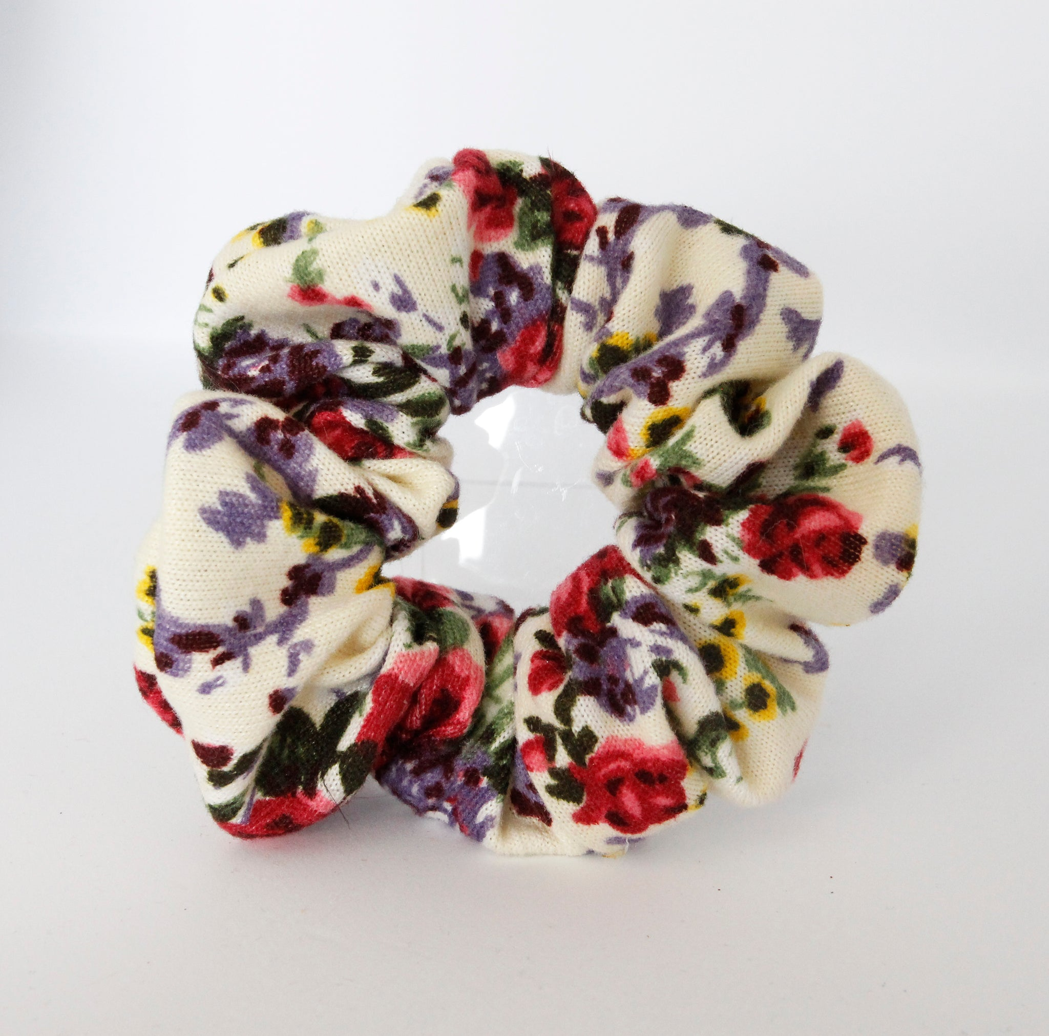 Floral Scrunchie Collection