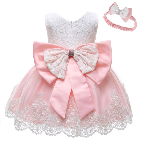 Infant Baby Girl Party Dress