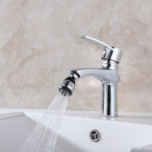 Rotatable Sink Tap for Kitchen with Dual Spray