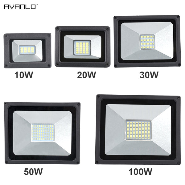 LED Waterproof Floodlight