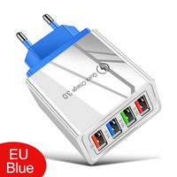 EU/US Plug USB Charger