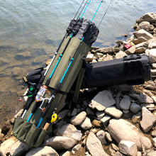 Load image into Gallery viewer, TackleBag™ The Fishing Rod & Gear Bag!