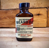 Duke Cannon Bourbon Beard Oil