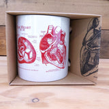 Cognitive Surplus Anatomical Heart Mega Mug