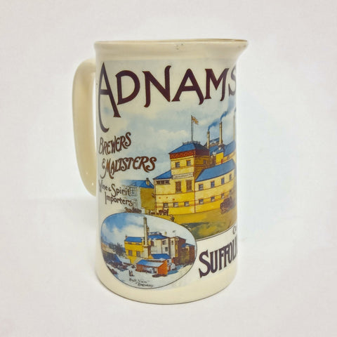 Adams & Co. Whiskey Pitcher