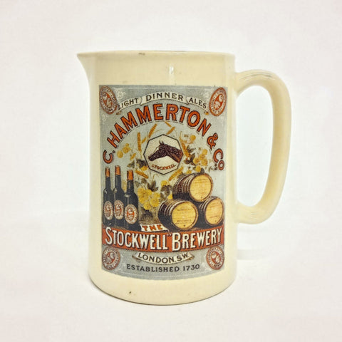 C. Hammerton & Co. Whiskey Jug