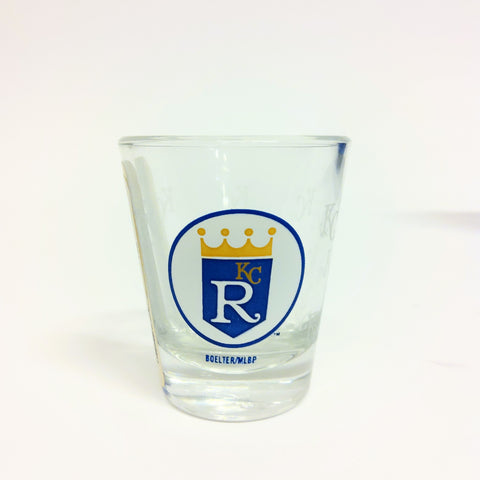 Royals Crown Shot Glass