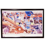 Framed America's Favorites Baseball Print
