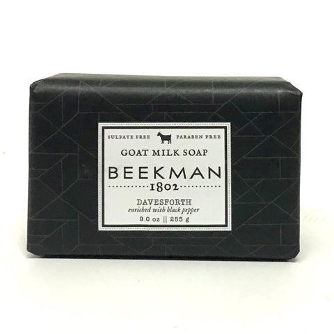 Beekman Brothers Davesforth soap Bar