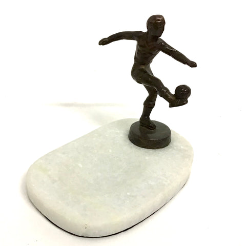 Soccer Player Coin Tray