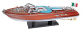 Italian Speed Boat Model