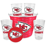 Chiefs Tailgate Bucket Set