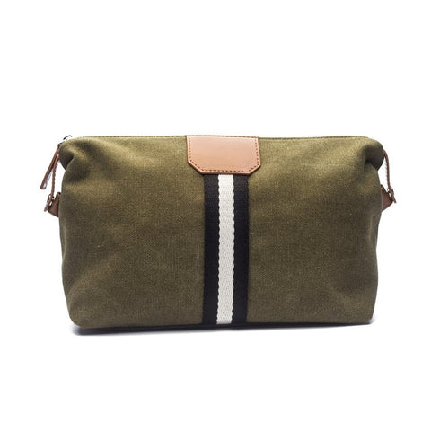 Brouk & Co. Original Canvas Toiletry Bag