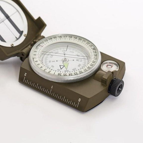 Brouk & Co. Military Style Compass