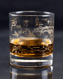 Cognitive Surplus Star Chart Lowball Glasses