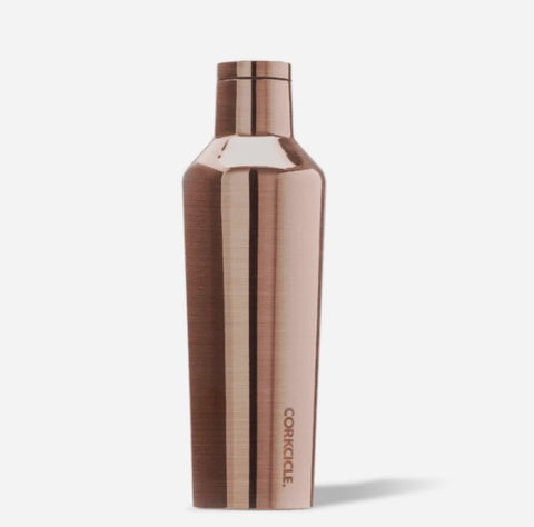 Corkcicle 16oz Canteen - Copper