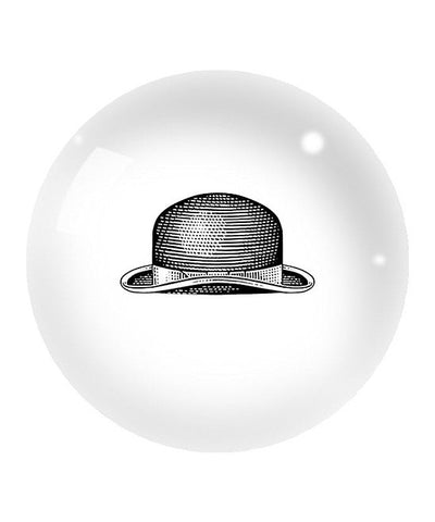 Bowler Hat Paperweight