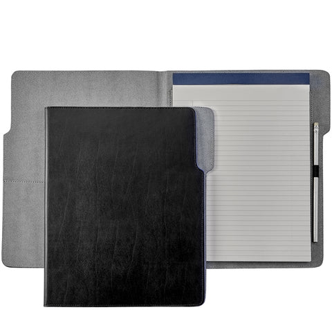 Hugo Black Leather Portfolio