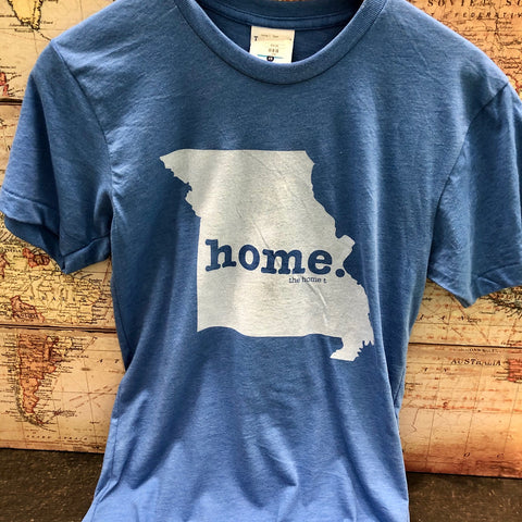 The HOME T - Missouri - Blue