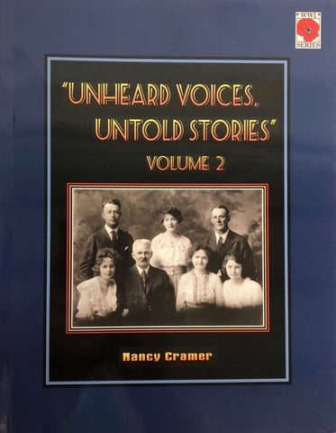 Unheard Voices, Untold Stories Vol. 2 by Nancy Cramer