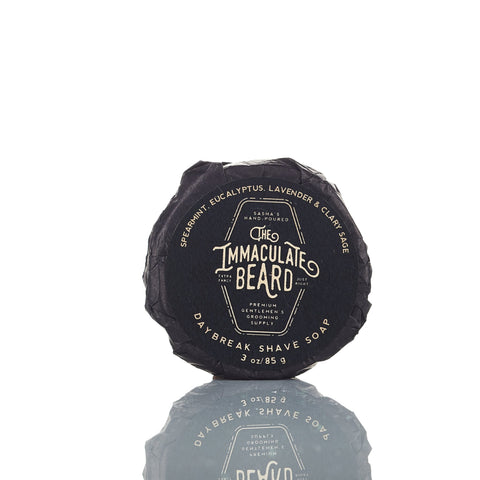 The Immaculate Beard Daybreak Shave Soap