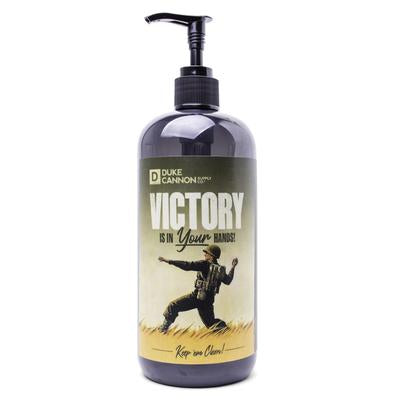 Liquid Hand Soap - Duke Cannon - Victory