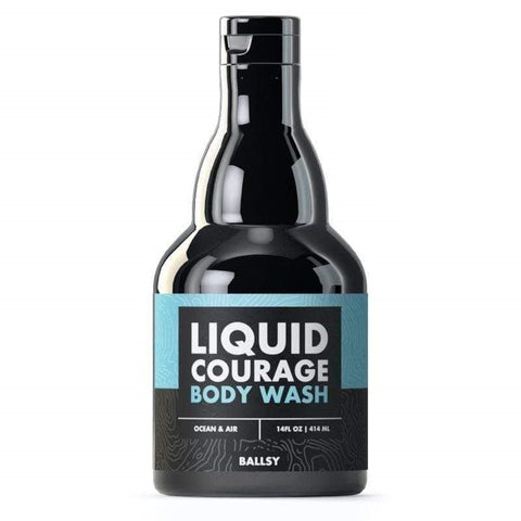 Liquid Courage Body Wash