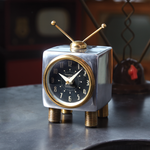 TV Table Clock