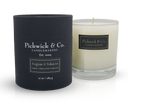 Pickwick & Co. Candle - Cognac & Tobacco