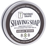 Taconic Urban Woods Glycerin Shave Soap