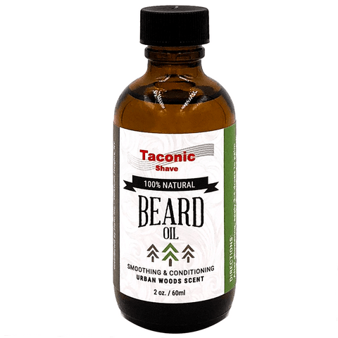 Taconic Shave Beard Oil - Urban Woods