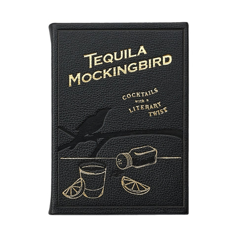Tequila Mockingbird Leather Bound Book