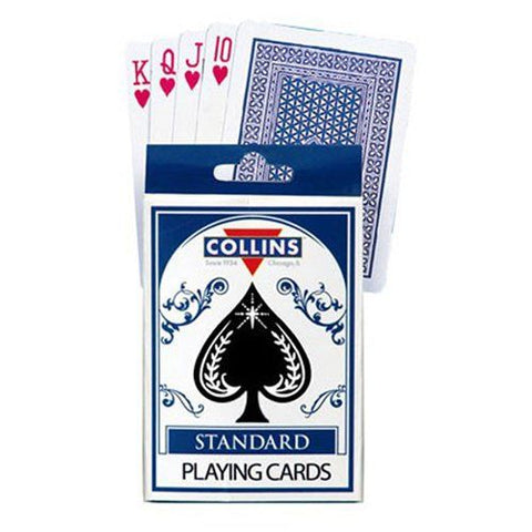 Collins Standard Playing Cards
