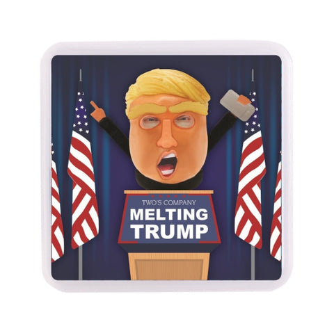 Melting Trump
