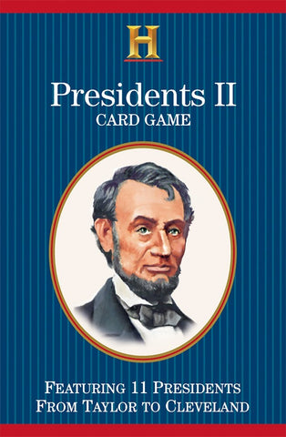 Presidents II Card Game