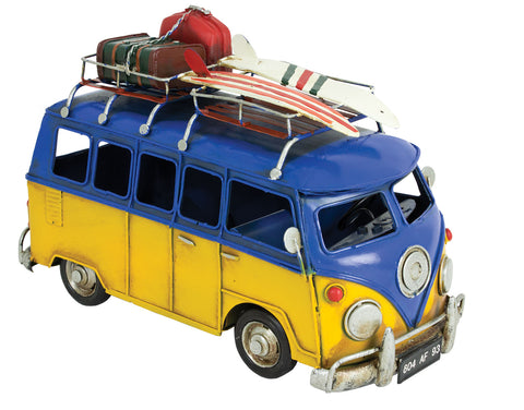 Vintage Surfer Bus Model