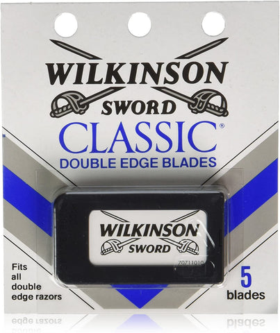 Wilkinson Double Edged Razor Blades
