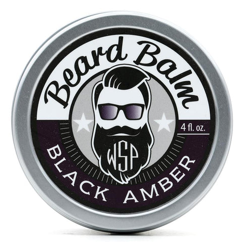 Wet Shaving Products Black Amber Beard Balm