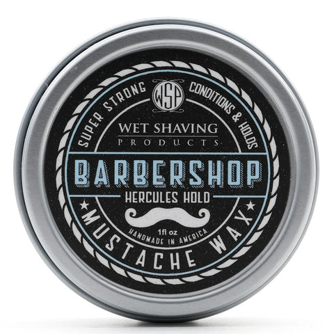 Wet Shaving Products Barbershop Mustache Wax