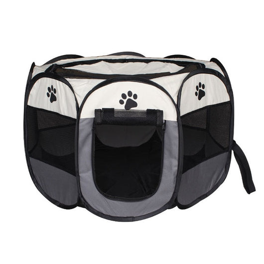 Portable Pet Cage Tent House