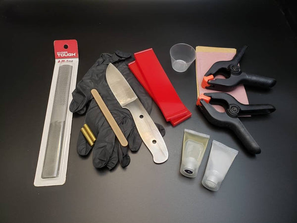 EDC DIY Knife Kit (no tools)