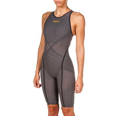 Arena Powerskin Carbon Ultra Open Back (Dark Grey Size 30) - K&B Sportswear